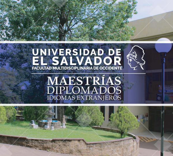 UES FMOcc - Maestrías, diplomados e idiomas extranjeros. REVISTA UES-FMOCC