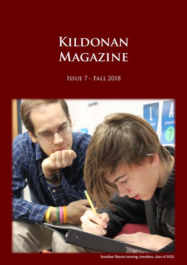 Kildonan Magazine Kildonan Magazine Issue 7