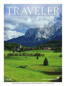 Spring Issue Traveler Magazine