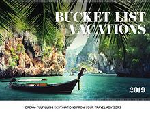 Bucket List Vacations