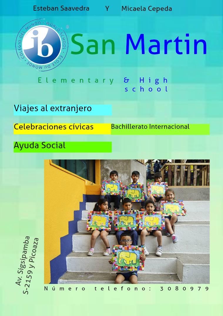 Revista San Martín San Martín