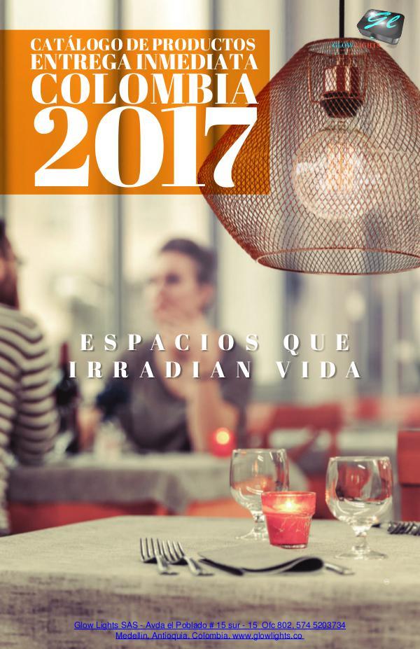 Catalogo Iluminacion led Septiembre 2017