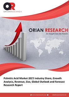 Palmitic Acid Market Size