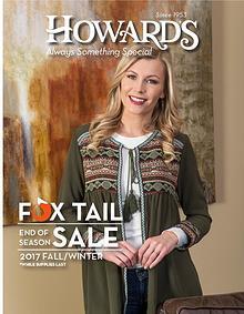 Howard's Fox Tail 1-3-18