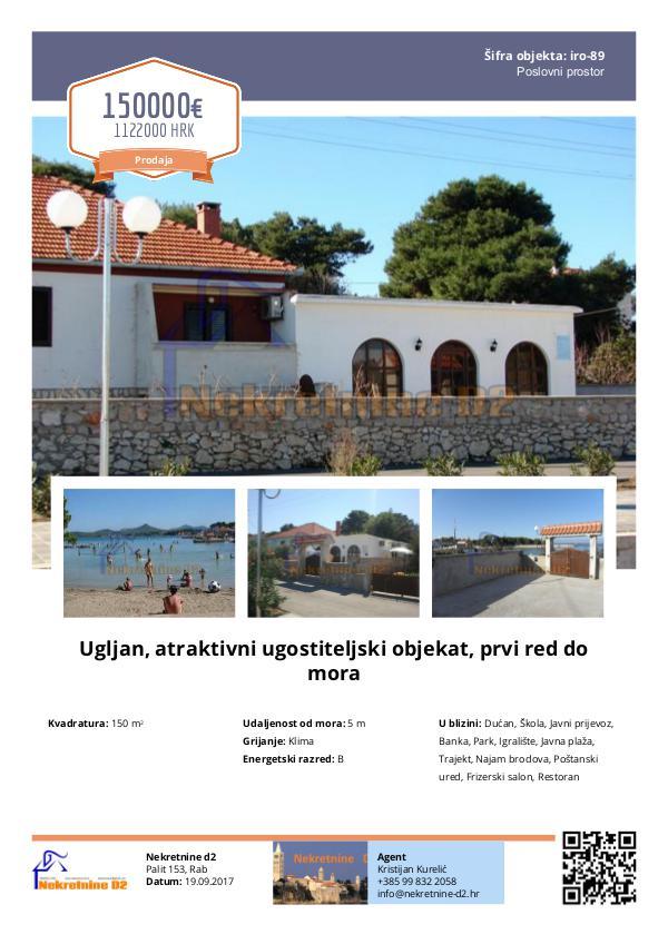Real Estate Island Rab, Croatia 2
