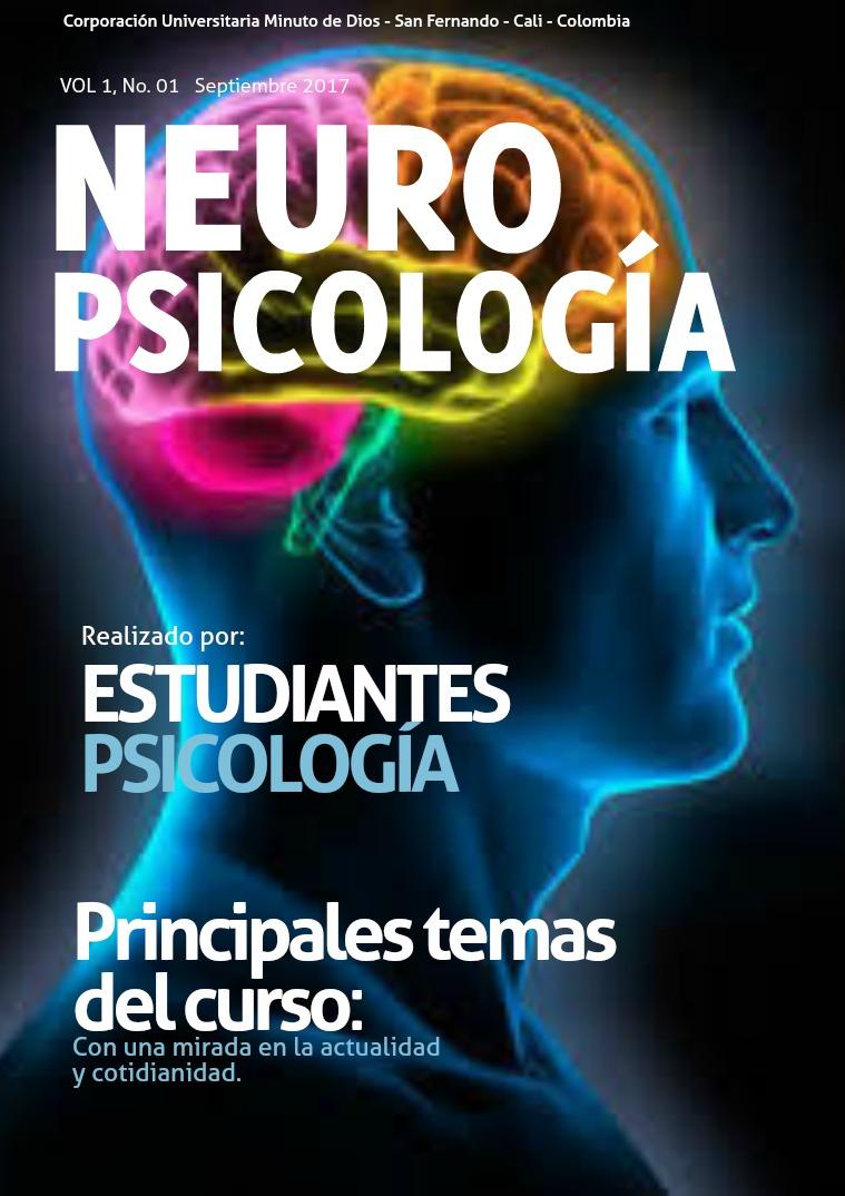 Revista Neuropsicología Volumen 01