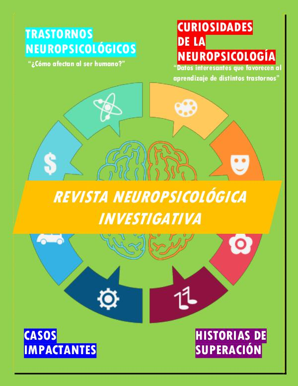 REVISTA NEUROPSICOLÓGICA INVESTIGATIVA REVISTA