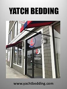 Yacht Bedding Design Services