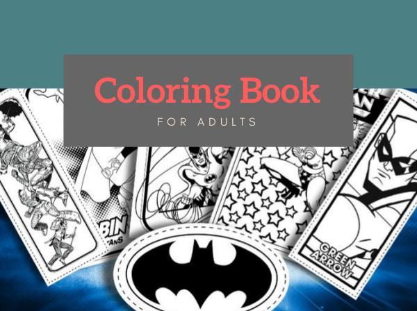 Free eBooks Coloring Book For Grown-ups
