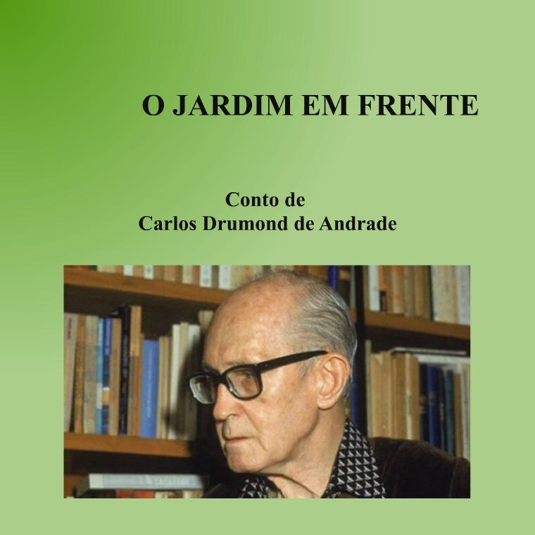 Minha primeira Revista conto Carlos Drumond