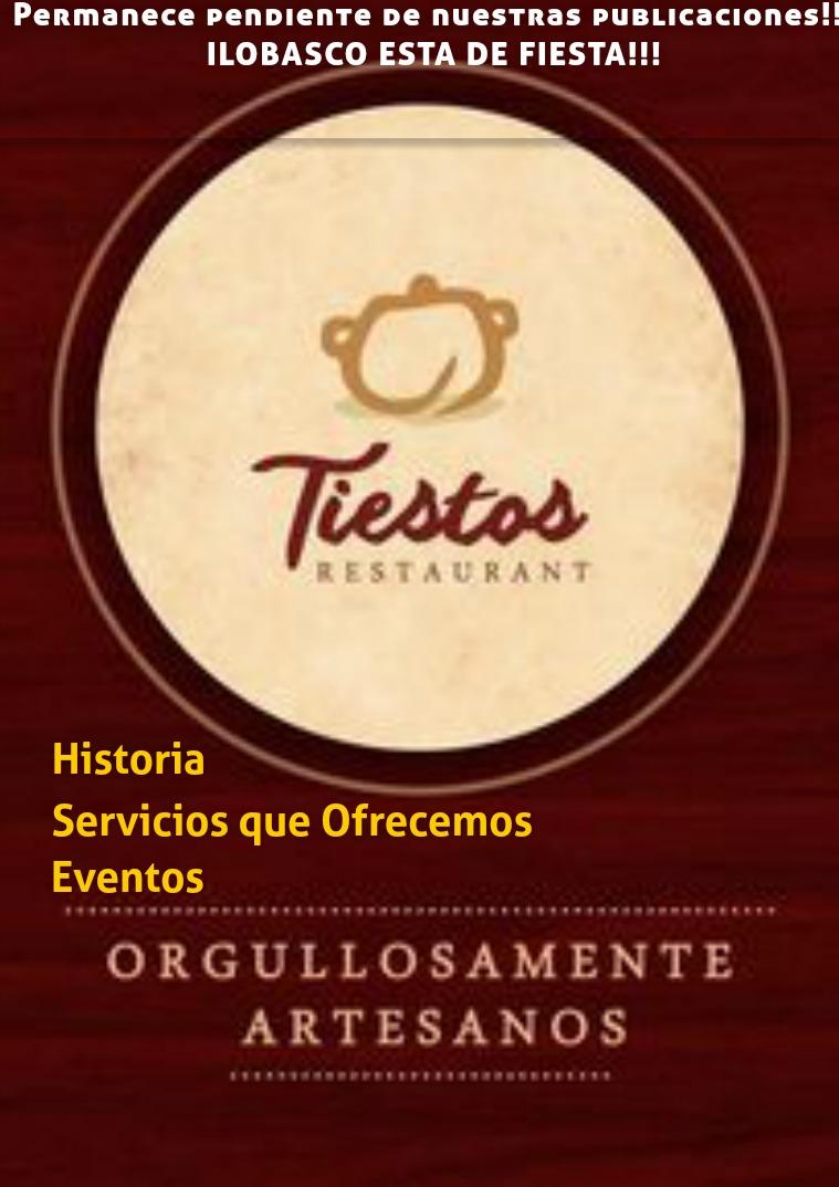 Restaurante Tiestos 1