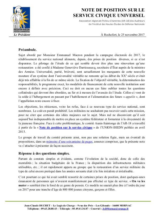 2017-11-25_IHEDN-AR18-C17_Note de Position_SCU_W7