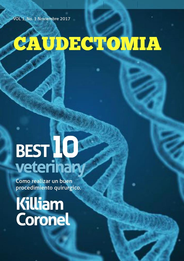 Caudectomia 1