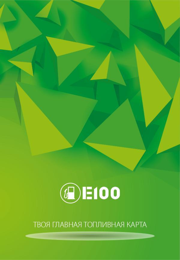 Каталог услуг Е100