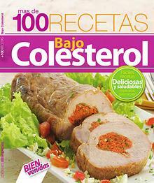 100 Recetas Bajo Colesterol