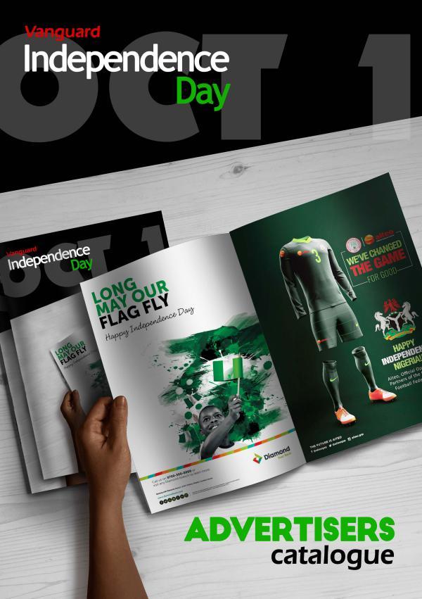 Advertisers Catalogue advert catalogue