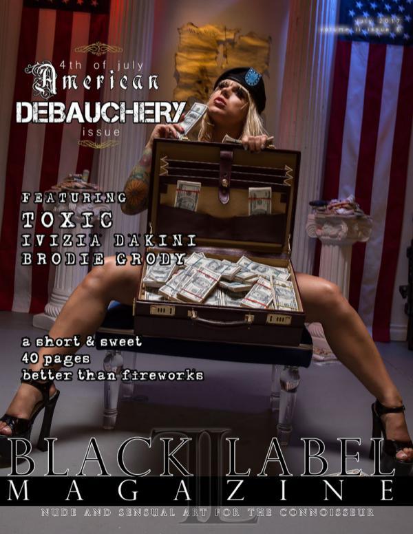 Issue 6: American Debauchery