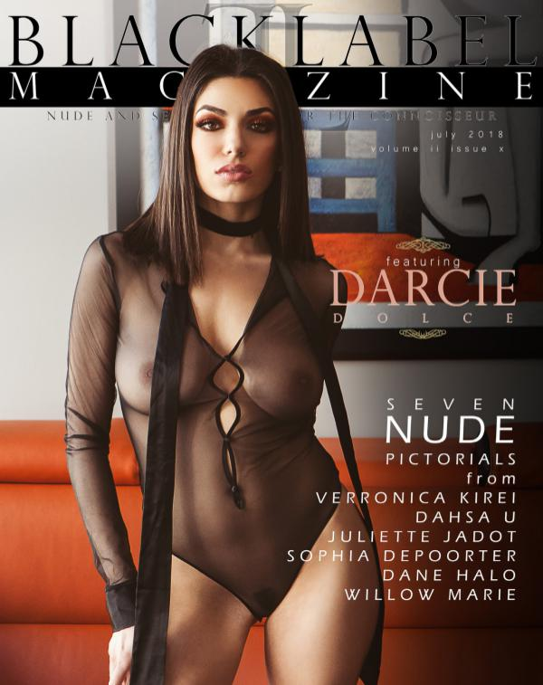 Black Label Magazine Issue X: The Decadent Issue