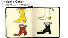 Isabella Cotier – Fashion Illustrator and Artist, London