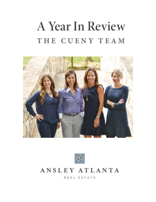 Year in Review 2018 | Cueny Team Andrea Cueny_Trifold Year In Review_Digital