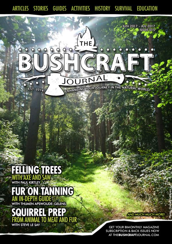 The Bushcraft Journal Magazine Issue 15