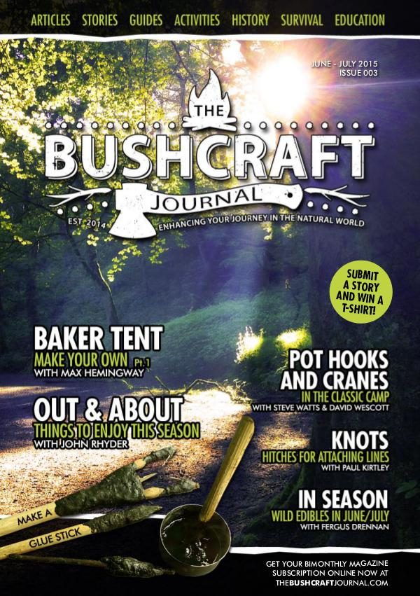 The Bushcraft Journal Magazine Issue 3