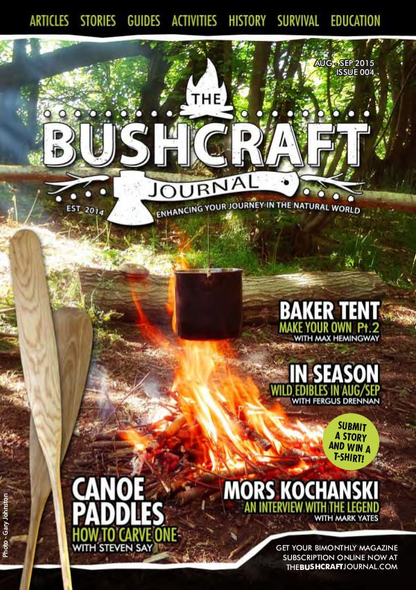 The Bushcraft Journal Magazine Issue 4