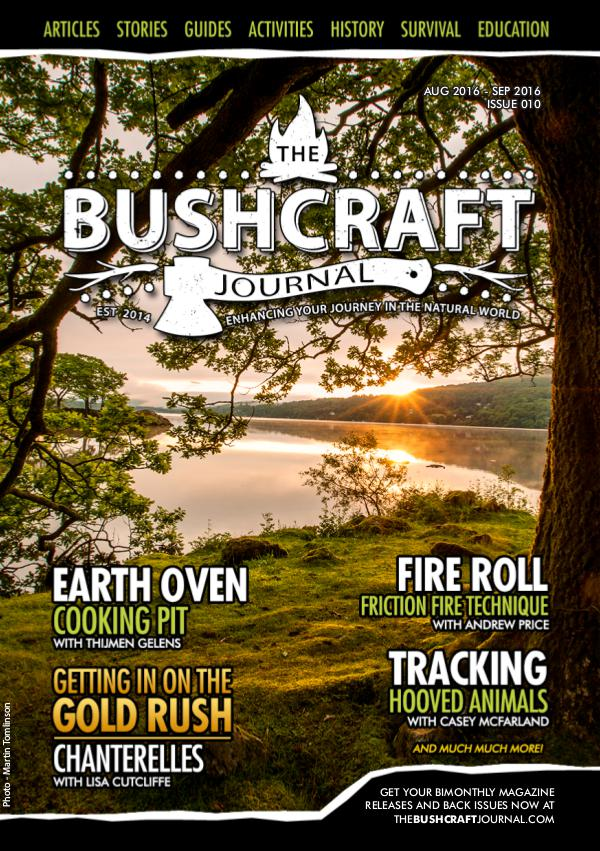 The Bushcraft Journal Magazine Issue 10