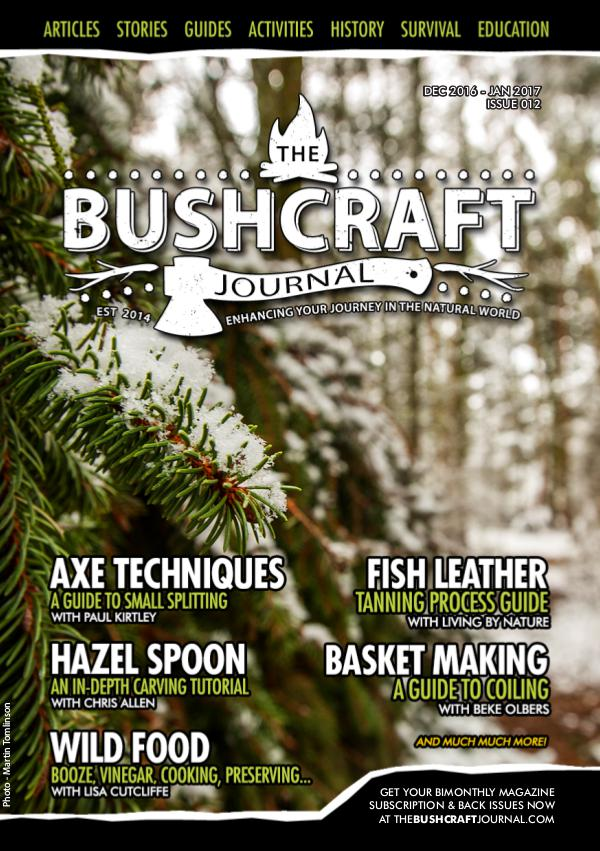 The Bushcraft Journal Magazine Issue 12