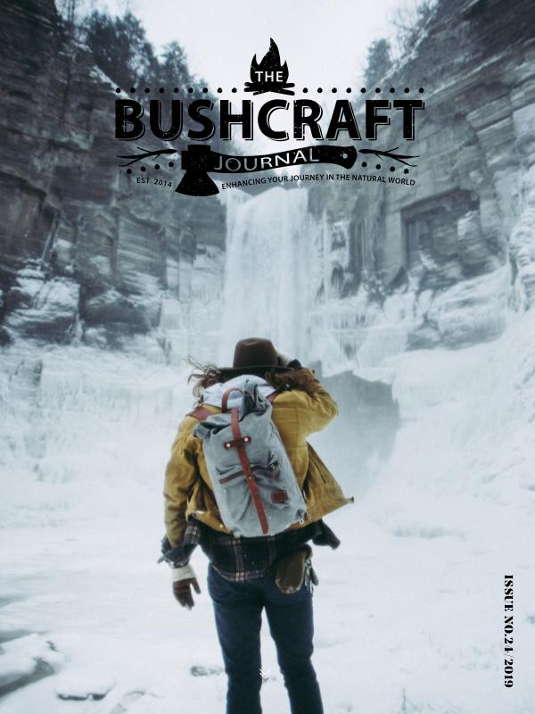 The Bushcraft Journal Magazine Issue 24