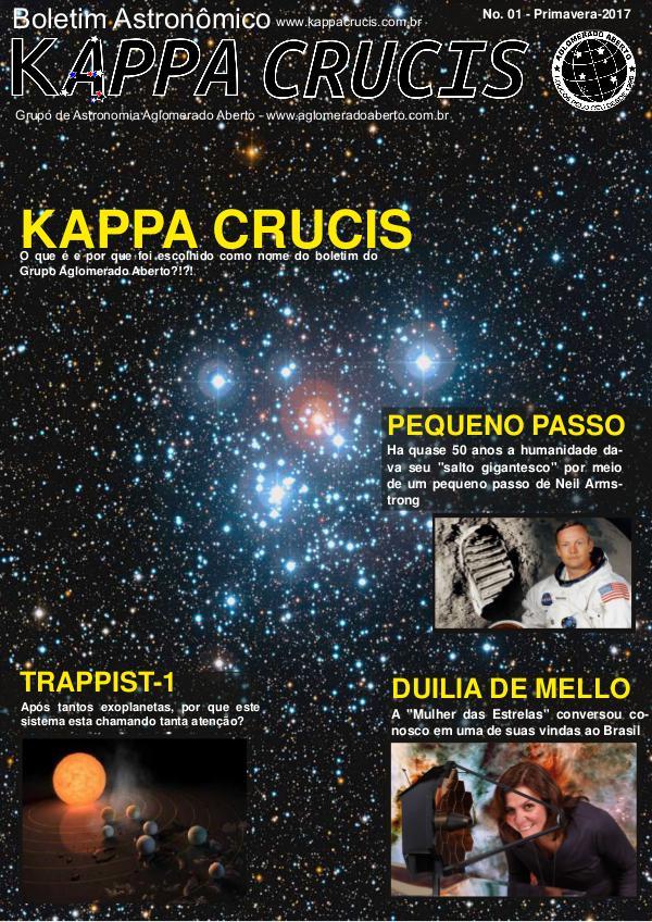 Boletim Kappa Crucis N01-Primavera-2017