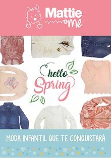 Mattie and Me: Pink Spring 2017