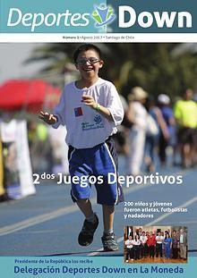 Revista Septiembre Deportes Down