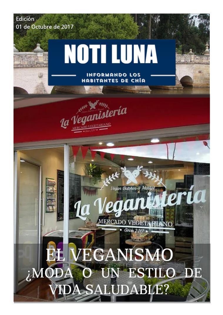 Revista de Noti Luna Edición Octubre