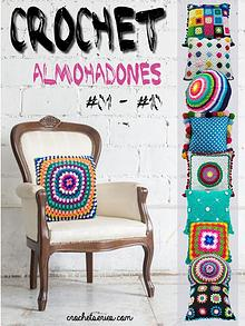 Crochet Series Almohadones