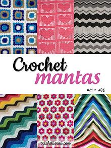 Crochet Series Mantas