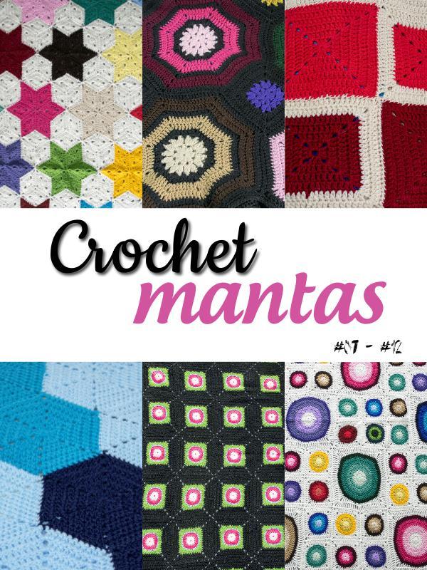 Crochet Series Mantas Nro 02