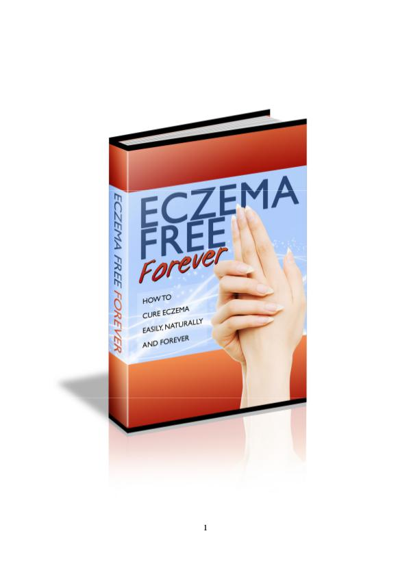 Eczema Free Forever PDF / eBook Free Download Eczema Free Forever Book