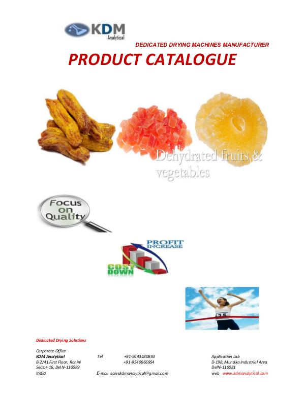 PRODUCT CATALOGUE PRODUCT CATALOGUE
