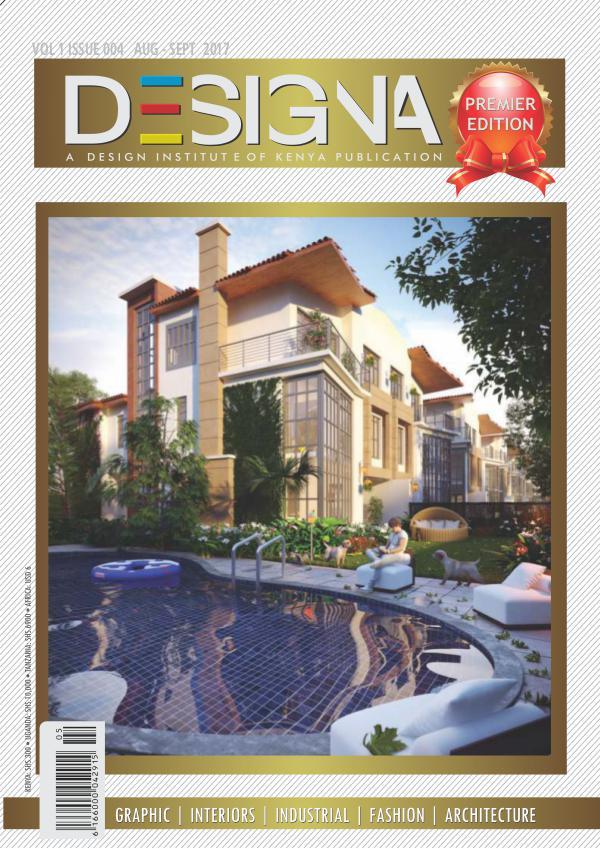 DESIGNA Magazine issue 4