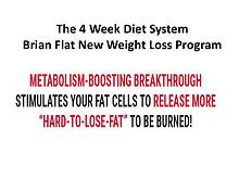 Brain Flatt 4 Week Diet System PDF, The 4 Week Diet Ebook Download