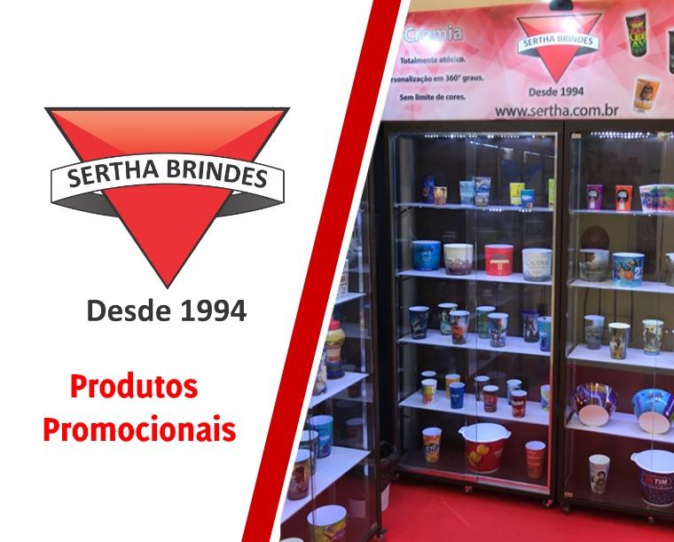 Promocional Sertha Brindes Sertha Brindes - Produtos Promocionais