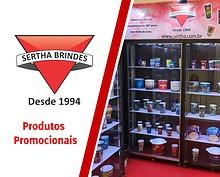 Promocional Sertha Brindes