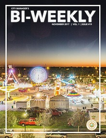 City Manager's Bi-Weekly Report