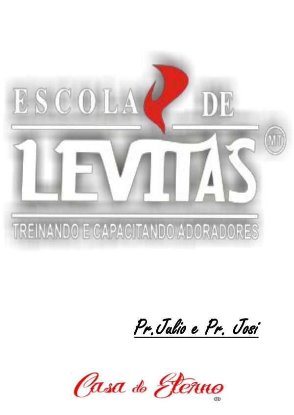 Curso De Levita - Casa do Eterno curso levita