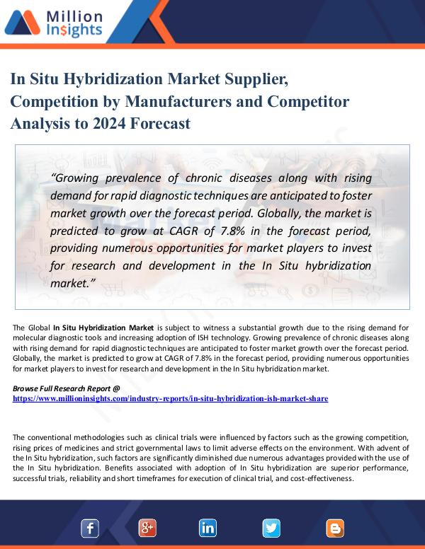 In Situ Hybridization Market Share, Distributor