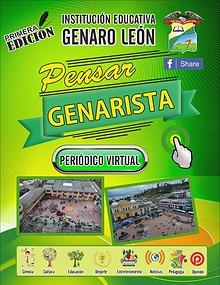 PERIÓDICO PENSAR GENARISTA
