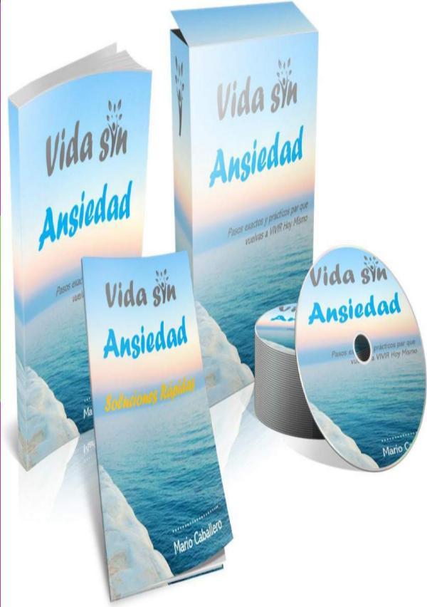 VIVE SIN ANSIEDAD PDF DESCARGAR GRATIS VIVE SIN ANSIEDAD LIBRO PDF