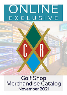 Golf Shop Merchandise