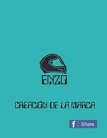 Creación de la marca Enzo